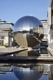 3D Planetarium, Millenniun-Vierkant, Bristol Stock Foto's