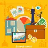 3 d pojęcia pojedynczy utylizacji inwestycji Fotografia Royalty Free