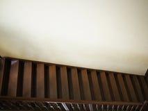 3d pojęcia ilustracyjny schodków sukces drewniany Fotografia Royalty Free