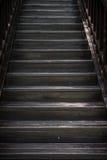 3d pojęcia ilustracyjny schodków sukces drewniany Obraz Stock