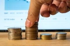 3 d pojęcia pojedynczy utylizacji inwestycji Fotografia Stock