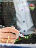 3 d pojęcia pojedynczy utylizacji inwestycji Zdjęcie Stock