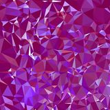 3D polygonal background Royalty Free Stock Images