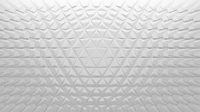 3D polygonal background Royalty Free Stock Image