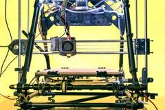3D Printer Stock Afbeeldingen