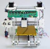 3D Printer Assembly Royalty-vrije Stock Foto