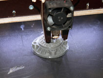 3D Printer - FDM Printing Royalty Free Stock Photo
