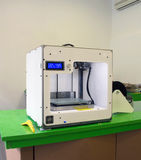 3D Printer - FDM Printing Royalty Free Stock Images