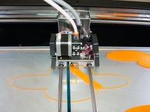 3D Printer & x28; FDM& x29; Royalty-vrije Stock Afbeeldingen
