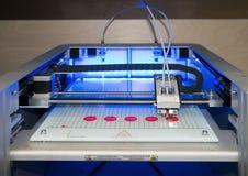 3D Printer & x28; FDM& x29; Royalty-vrije Stock Afbeelding