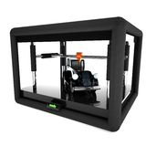3d printer manufacturing a car Stock Photography