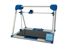 3d printer Royalty Free Stock Photography