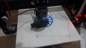 3d printer working royalty free stock images