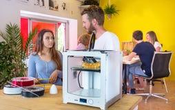 3D Printing Royalty Free Stock Photos