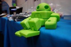 3D Printing Royalty Free Stock Image