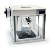 3D printing prosthetics Stock Photography