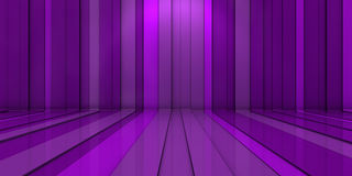 3D purple background Royalty Free Stock Photography