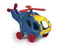3D puzzle - hélicoptère Images libres de droits