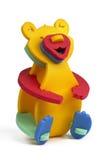 3D puzzle - orso Fotografia Stock