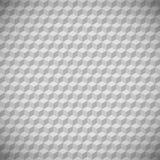 3D quadra il fondo astratto colori grigi Fotografie Stock