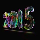 3d que rende 2015 Foto de Stock