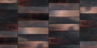 3d que rende o fundo de madeira Foto de Stock