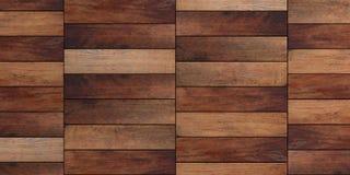 3d que rende o fundo de madeira Fotografia de Stock