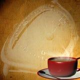 3d que rende a xícara de café Fotografia de Stock Royalty Free