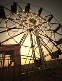 3D que rinde a Ferris Wheel Fotografía de archivo libre de regalías