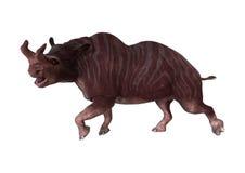 3D que torna Kiroi animal no branco Fotografia de Stock Royalty Free