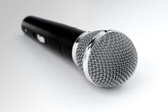 3d réalistes rendent du microphone sans fil Photo stock