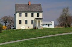 d r Сельский дом Miller Стоковое Фото
