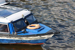 łódź ratunek Zdjęcie Stock