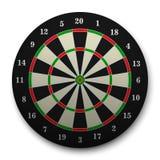 3d realistic Target vector illustration