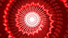 3d red Motion Background. HD 3d red Motion Background stock footage