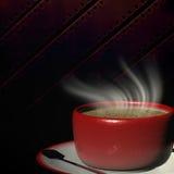 3d rendant la tasse de café Image libre de droits