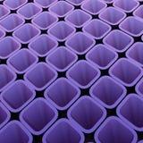 3d rendem blocos da ilustração Imagens de Stock Royalty Free