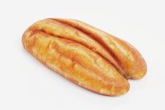 3D rendem da porca de noz-pecã Imagem de Stock
