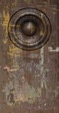 3d rendem o sistema de som velho marrom do orador do grunge Foto de Stock Royalty Free
