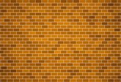 3d rendem a parede de tijolo para o fundo Fotos de Stock