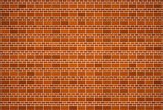 3d rendem a parede de tijolo para o fundo Imagem de Stock