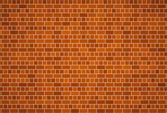 3d rendem a parede de tijolo para o fundo Fotografia de Stock Royalty Free