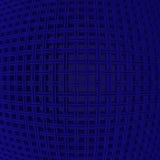 3d rendent, 3d rendent, soustraient le fond géométrique se composant intersectant de doubles lignes Photographie stock