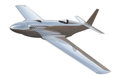 3d Render of Air Racer Stock Images
