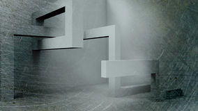 3d render of architecture background Stock Images
