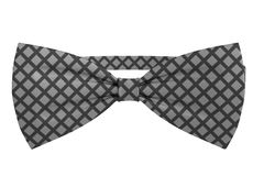 3d render of bowtie Royalty Free Stock Images