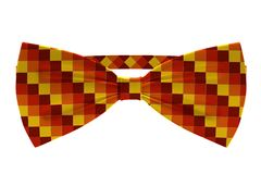 3d render of bowtie Stock Photos