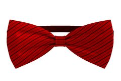 3d render of bowtie Royalty Free Stock Photo