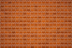 3d render  brick wall for background Stock Image
