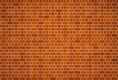3d render  brick wall for background Royalty Free Stock Photography